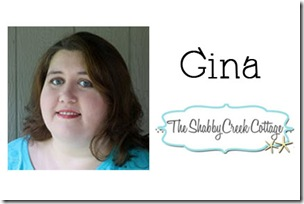 Gina Shabby Creek Cottage
