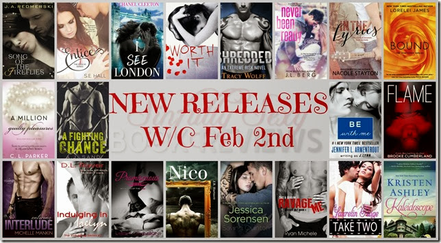 NEW RELEASES WC FEB 2