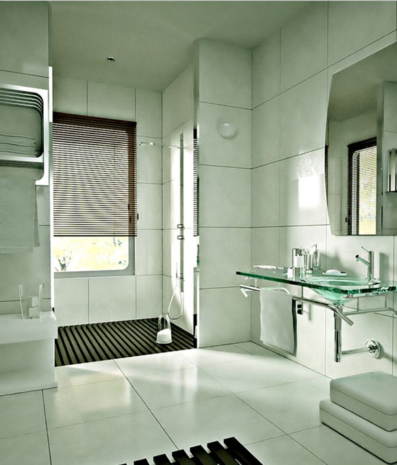 16 Modelos de baños de lujo (incluyen jacuzzi) - iDecorar