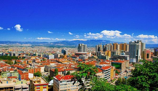 مدينة بورصه بالصور | صور بورصه تركيا