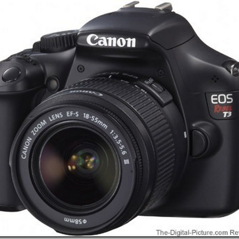 Canon Rebel T3–1100D Review