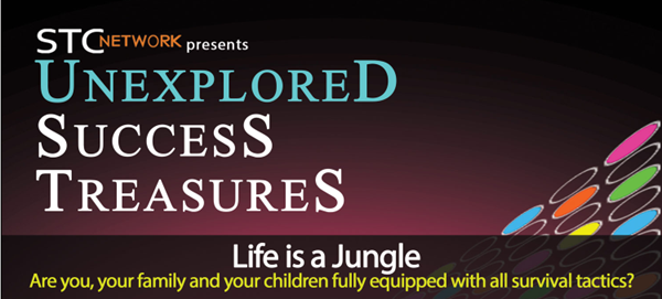 Unexplored Success Treasures 2014 Conference