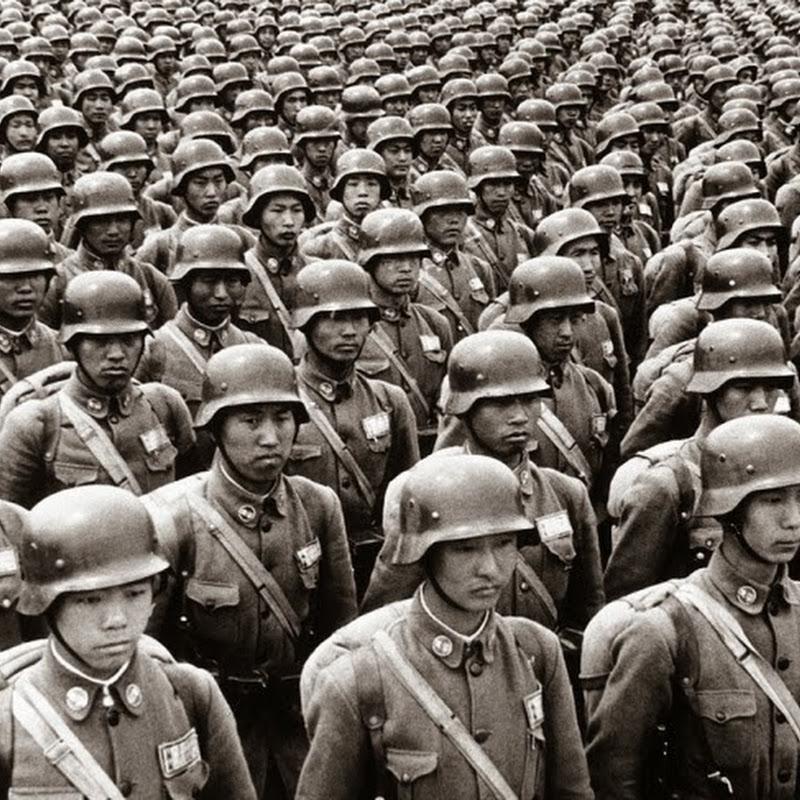 A Segunda Guerra Mundial em fotos: o conflito se espalha pelo globo