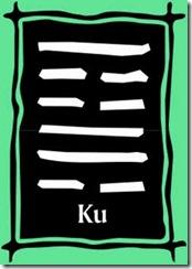 I Ching 18 Ku o que se deteriorou