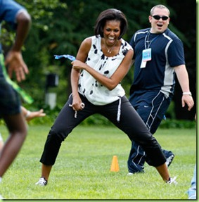 Michelle Obama Obesity