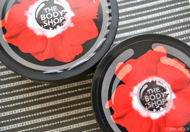 The Body Shop Smoky Poppy Collection Review