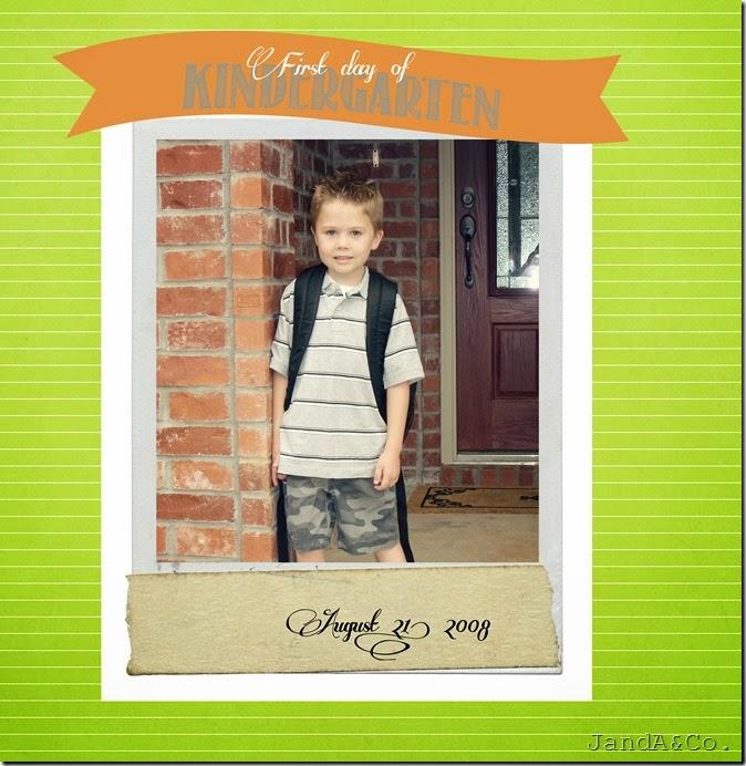 Jex first day of Kindergarten copy
