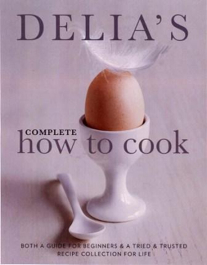 Listography – Top 5 cookbooks