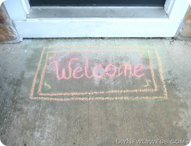 chalk-welcome-mat