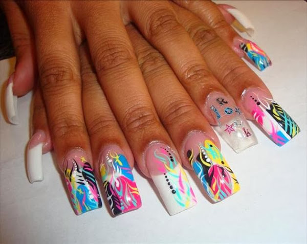 Nail Salon Nail Designs Nail Designs Hair Styles Tattoos And