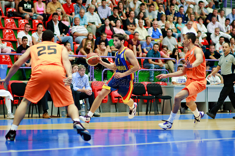 EUROBASKET 2013 :: Romnia &#8211; Olanda 90:84
