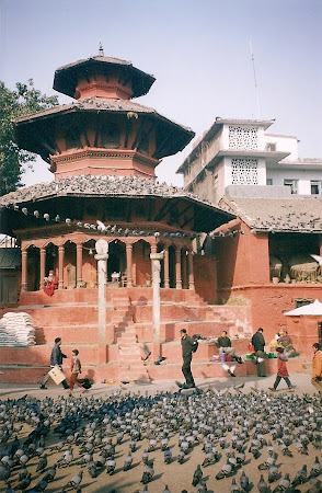 Things to do in Nepal: visit Durbar Square