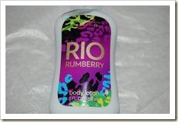 rio rumberry