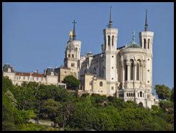 a Basilica on hill