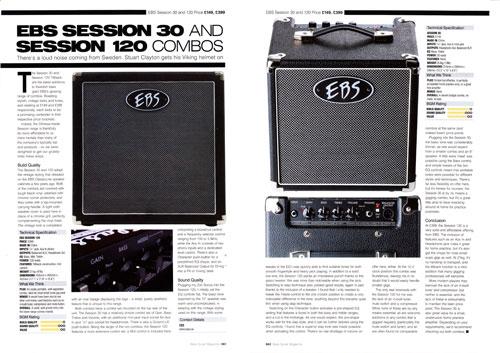 Bass ebs30 120 500