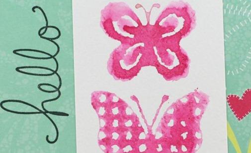 watercolor butterfly2