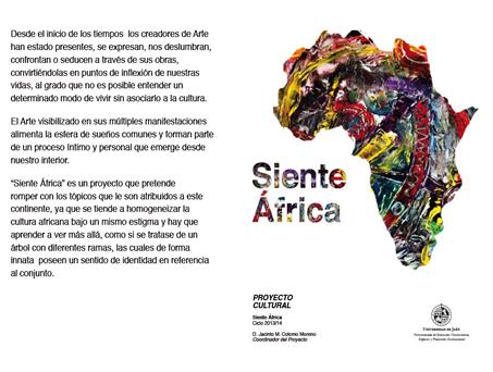 Siente Africa 1