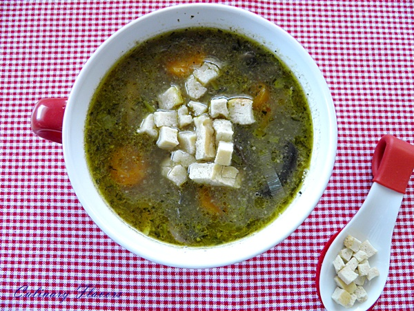 Caramelized Onions and Chicken Soup.JPG