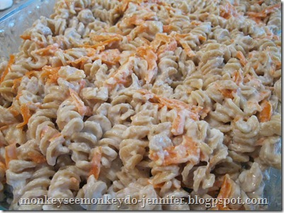 healthier macaroni and cheese recipe with vegetables