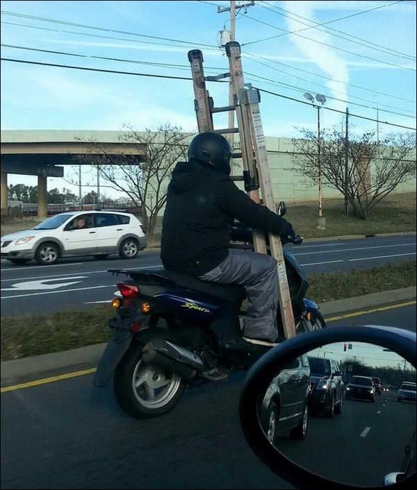 Eu acho que você esta usando o veículo errado 13