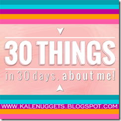 30 things button