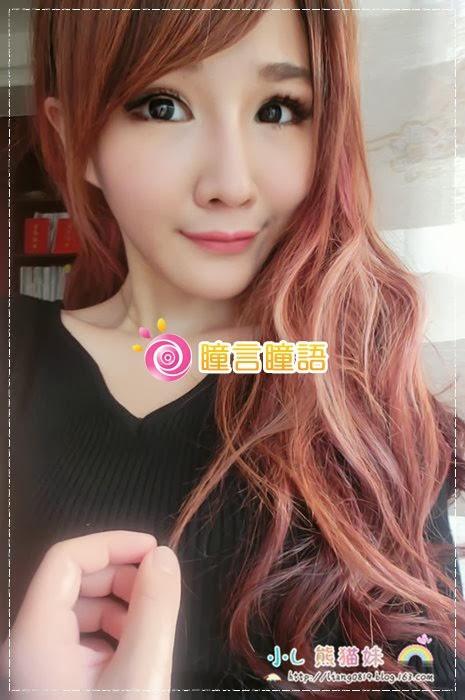 韓國NEO隱形眼鏡-NEO小可愛黑色二代10