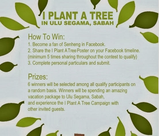 i plant a tree contest