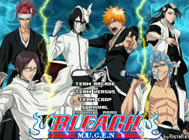 เกม Bleach M.U.G.E.N (2010) For PC By Ristar87