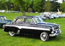 Vauxhall 1954 Cresta E
