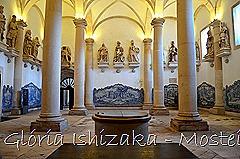 Glória Ishizaka - Mosteiro de Alcobaça - 2012 - Sala dos Reis - 12