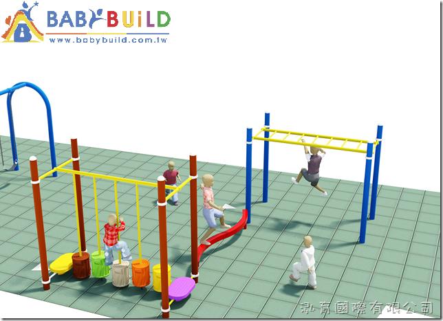 BabyBuild 兒童體適能遊具規劃