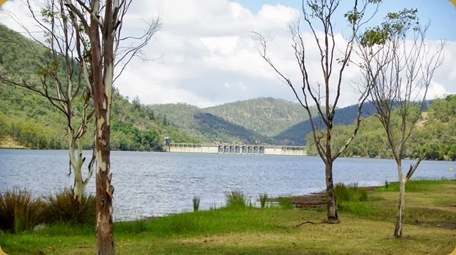 Somerset Dam QLD Oct 2013