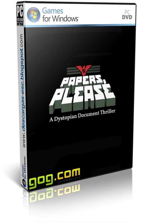 Papers, Please GOG-descargas-esc.blogspot.com