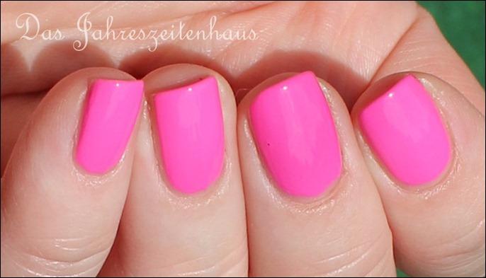 Pink Flormar NEON N008 6