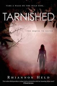 Tarnished - Rhiannon Held