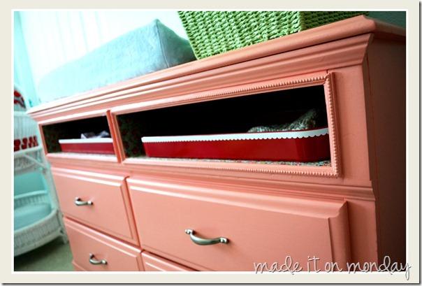 Coral Dresser 10