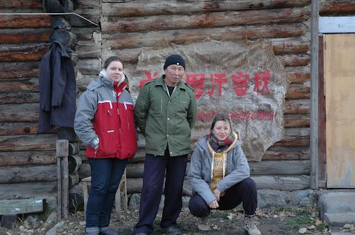 Xinjiang, Baihaba - Auberge Genghis Kahn