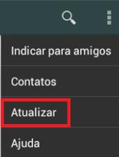 Atualizar contatos - WhatsApp - BlueStacks