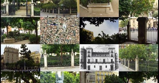 Rincones de valencia mi ciudad el jard n del palau for Jardines del palau