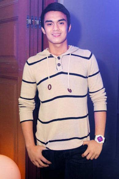 Gio Galang, 16, student