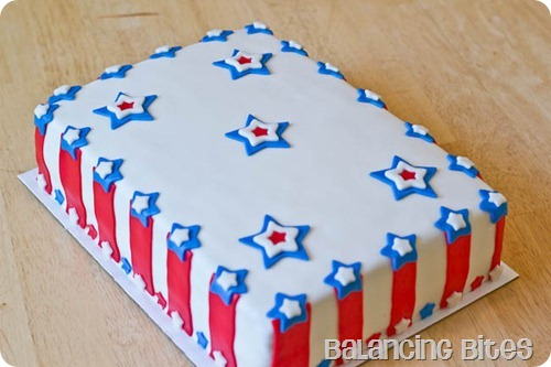 Memorial Day Cake2
