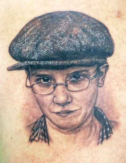 Woman in Cap