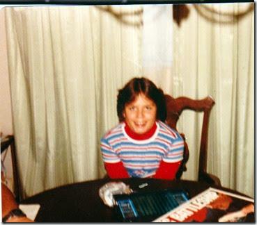 Niece Tammy 1982