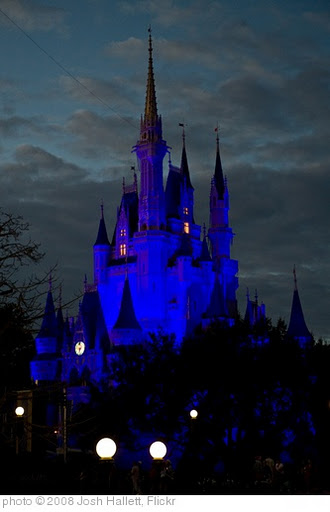 'Scary Castle - Magic Kingdom' photo (c) 2008, Josh Hallett - license: http://creativecommons.org/licenses/by-sa/2.0/