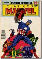 P00003 - Clásicos Marvel - Esp. Pr