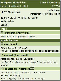 12-Redspawn Firebelcher
