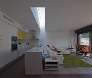 Diseño interior casa de playa