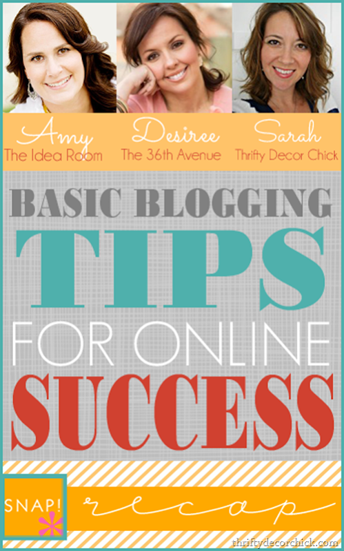 basic blogging advice