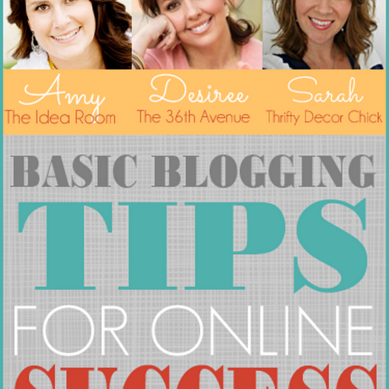 The basics for blogging success