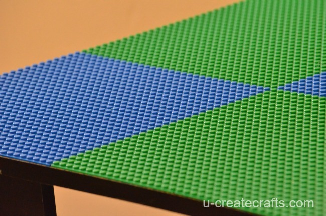 Lego Table at Ucreate